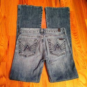 7 For All Mankind Original A-Pocket Jeans Size 27